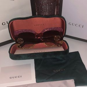 Gucci Large Square Frame